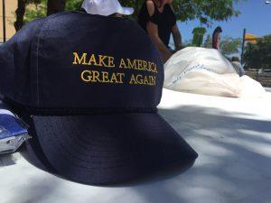 Trump campaign hat